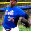 Thumbnail image for Mets Spring Photos: Mejia, Valdespin, Beato February 23, 2011